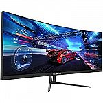 "AOC 34"" Curved Gaming Monitor $437.46"