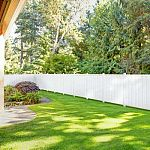 Home Depot Fencing Sale: Veranda Bridgeport 6' x 6' White Vinyl Privacy Fence Panel $57 and more