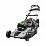 "EGO 21"" 56V Li-Ion Cordless Electric Walk Behind Self Propelled Mower with 7.5 Ah Battery $469"