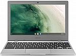 "Samsung Chromebook 4 11.6"" HD Laptop (N4000 4GB 64GB) $249.99"