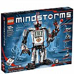 LEGO MINDSTORMS EV3 31313 Building Set (601 Pieces) $255