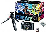 Canon PowerShot G7X Mark II Video Creator Kit $549