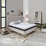"""Simmons Beautyrest 10"""" Beautyrest Hybrid Coil & Memory Foam Mattress Twin $289, Queen $399, King $499 & More"""