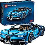 Lego Technic Bugatti Chiron Supercar 42083 $275