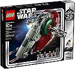 Lego Slave l 75243 Building Kit - 20th Anniversary Edition $119.97