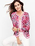 Summer Saving Event: $19.99 Top, $39.99 Dresses and Jackets and more