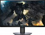 "Dell S3220DGF 32"" LED Curved QHD FreeSync Monitor with HDR $379.99"