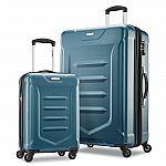 "Samsonite Valor 2.0 2 Piece Set Luggage 20"" + 28"" $94"