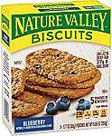 Nature Valley Breakfast Biscuit, Blueberry $2.36
