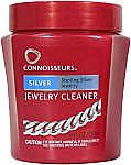8-oz Connoisseurs Silver Jewelry Cleaner $4