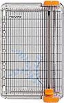 Fiskars 9 Inch SureCut Paper Trimmer (154460-1007) $4.50