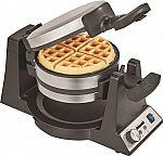 Bella Pro Series Belgian Flip Waffle Maker $40