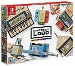 Nintendo Labo Variety Kit $19.98