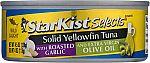 12-Pk 4.5-oz StarKist Selects E.V.O.O. Solid Yellowfin Tuna (Roasted Garlic & EVOO) $17.60 & More