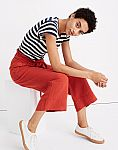 Madewell - Up to 50% Off Sale + Extra 50% Off Sale + Free Shipping