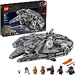 LEGO Star Wars: The Rise of Skywalker Millennium Falcon 75257 $159.99