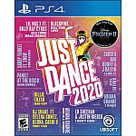 Just Dance 2020 - (PS4 and Nintendo Switch) $20