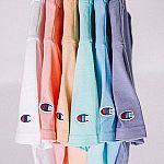 Champion Men's Classic Jersey T-Shirt $10 (Org $20)