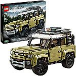 LEGO Technic Land Rover Defender 42110 Building Kit $199.99