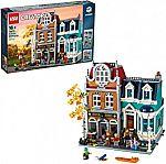 LEGO Creator Expert Bookshop 10270 Modular Building Kit $179