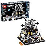 LEGO Creator Expert NASA Apollo 11 Lunar Lander 10266 Building Kit, New 2020 (1,087 Pieces) $99.95