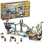 LEGO Creator 3in1 Pirate Roller Coaster 31084 Building Kit (923 Pieces) $82.28