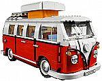 LEGO Creator Expert Volkswagen T1 Camper Van 10220 Construction Set $119.95