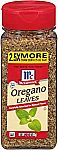2.12-oz McCormick Oregano Leaves $3.33