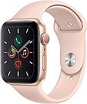 Apple Watch Series 5 (GPS, 44mm) $330
