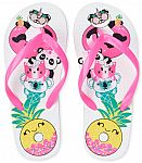 Kids' Flip Flops (various colors) $1.78 w/FS