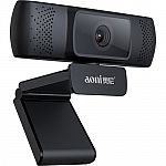 aoni A31 Full HD Webcam with Auto Focus $49.99