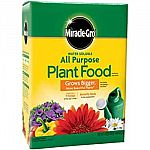 10-Lbs Miracle-Gro All Purpose Plant Food (Plant Fertilizer) $15 & More