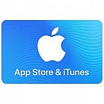 $100 Apple App Store & iTunes Gift Card + Get Free $15 Target Gift Card