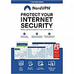 NordVPN (1-Year Subscription) $39.99