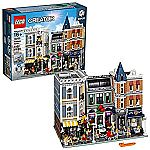 LEGO Creator Expert Assembly Square 10255 Building Kit (4002 Pieces) $279.99