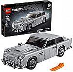 LEGO Creator Expert James Bond Aston Martin DB5 10262 Building Kit (1295 Pieces) $149