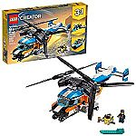 LEGO Creator Twin-Rotor Helicopter 31096 $40