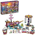 LEGO Friends Heartlake City Amusement Pier 41375 Toy Rollercoaster Building Kit $77.98