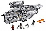 LEGO Star Wars: The Mandalorian The Razor Crest 75292 Building Kit $128