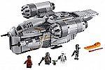 LEGO Star Wars: The Mandalorian The Razor Crest 75292 Building Kit $129.99
