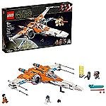 LEGO Star Wars Poe Dameron's X-Wing Fighter 75273 Building Kit $89.95