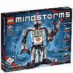 LEGO Mindstorms: EV3 Robot Building Kit (31313) $255