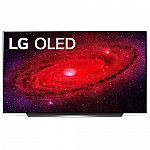 "77"" LG OLED77CXPUA CX 4K Smart OLED TV + Wall Mount + $340 Visa Gift Card $3497"