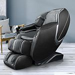 Titan NewOsaki OS-Aster Grey Faux Leather Reclining Massage Chair $1449 & More
