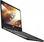 """Asus TUF FX505DT Gaming Laptop (15.6"""" 120Hz Full HD, AMD Ryzen 5 R5-3550H, GeForce GTX 1650, 8GB, 256GB) $699.99"""