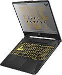 """Asus A15 TUF 15.6""""  Gaming Laptop (Ryzen 7 4800H 16GB 512GB SSD 144Hz GTX 1660 Ti) $972.76"""