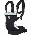 Ergobaby Four Position 360 Carrier $78.40 & More