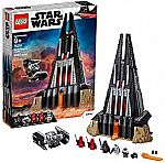 LEGO Star Wars Darth Vader's Castle 75251 Building Kit $115