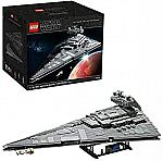 LEGO Star Wars: A New Hope Imperial Star Destroyer 75252 Building Kit, New 2020 (4,784 Pieces) $699
