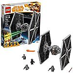 LEGO Star Wars Imperial TIE Fighter 75211 Building Kit (519 Pieces) $69.98